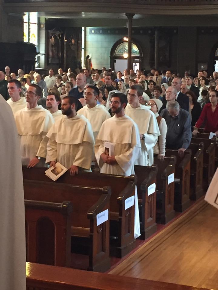 Visit to Cincinnati Congregation of the Oratory