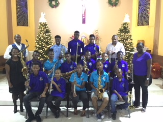 Our Youth Orchestra in the Oratorian Tradition Giving a Christmas Concert (Christmas season 2017)